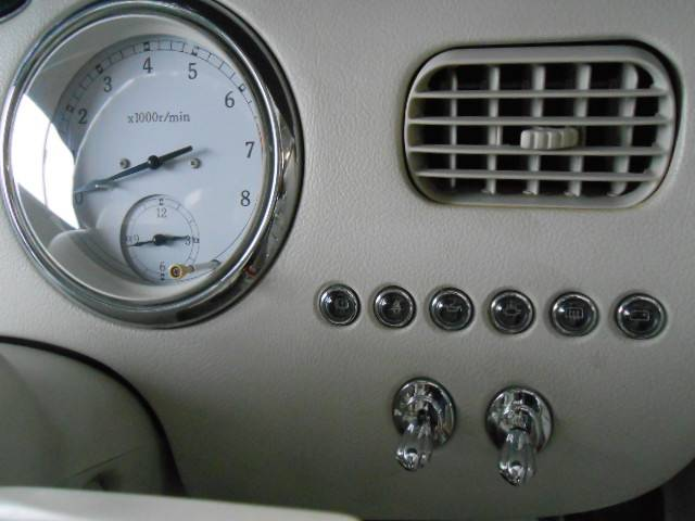 日産 フィガロ オープントップ ターボ 禁煙車 室内保管