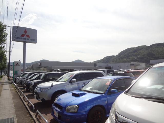 長崎三菱自動車販売(株) クリーンカー多良見(2枚目)