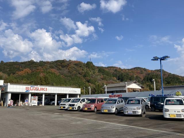 (株)スズキ販売愛媛 U's STATION新居浜