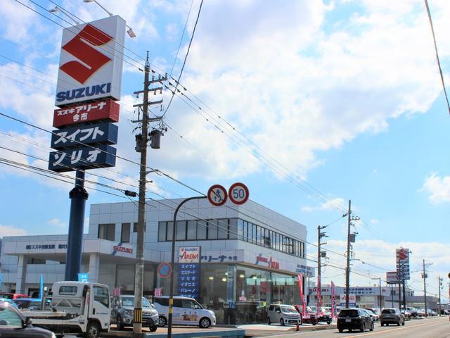 (株)スズキ自販北陸 スズキアリーナ今市 / U's STATION福井