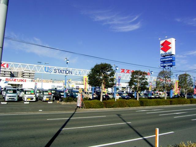 (株)スズキ自販熊本 U's STATION近見