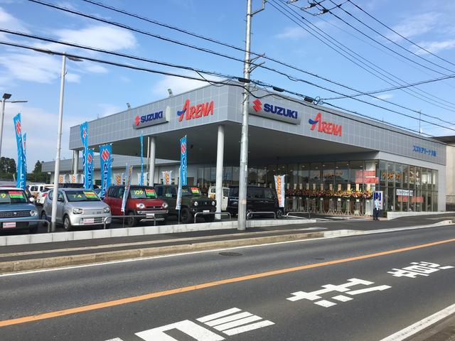 (株)スズキ自販京葉 U's STATION八街/スズキアリーナ八街
