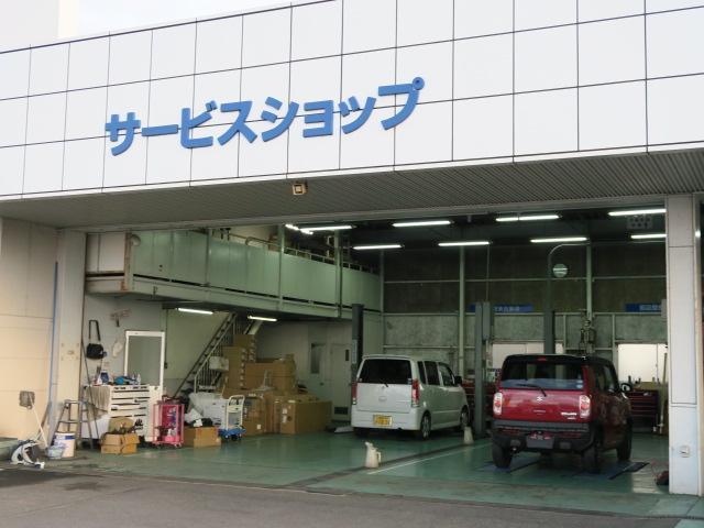 (株)スズキ自販長崎 スズキアリーナ島原(6枚目)