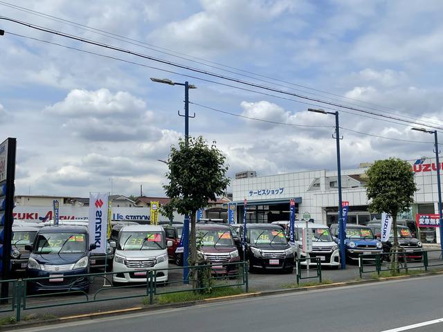 (株)スズキ自販東京 練馬西店