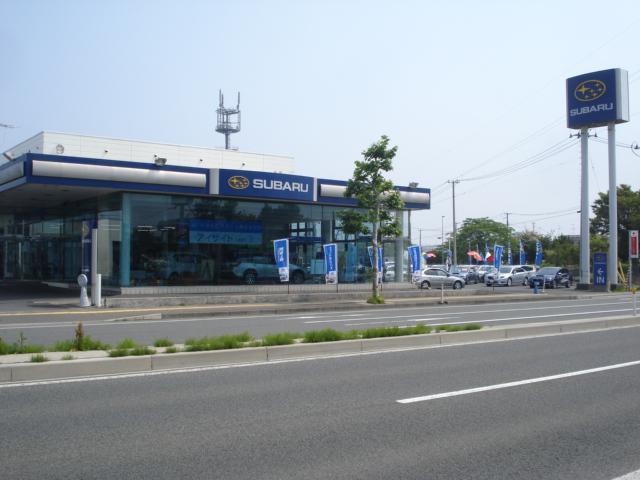 青森スバル自動車(株) カースポット八戸類家店(1枚目)