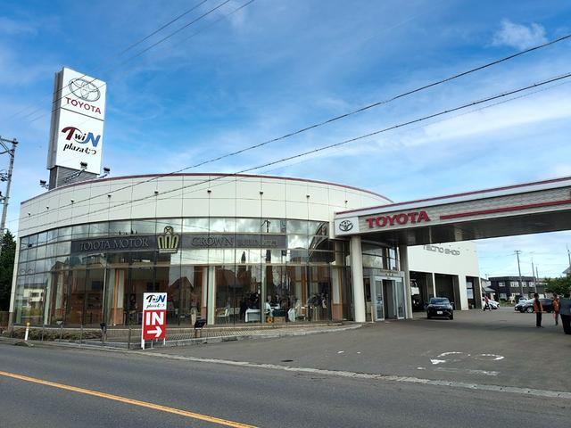 青森トヨタ自動車株式会社 むつ店の店舗画像