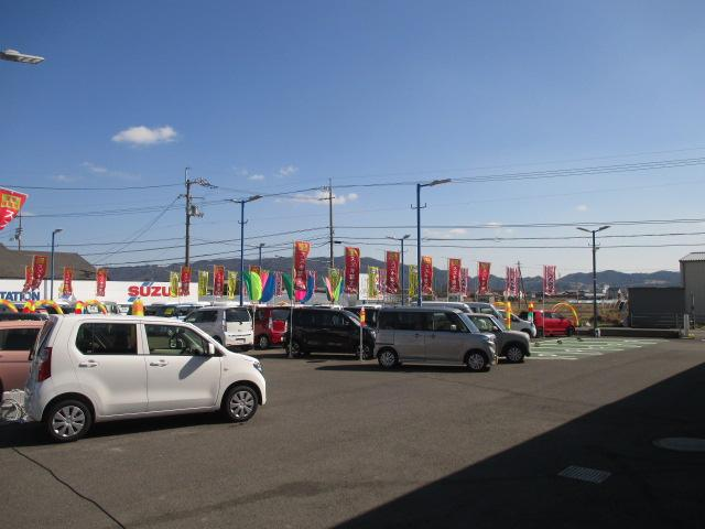 (株)スズキ自販徳島 徳島西中古車センター(6枚目)