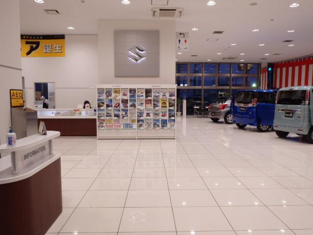 (株)スズキ自販新潟 スズキアリーナ要/U's長岡(3枚目)