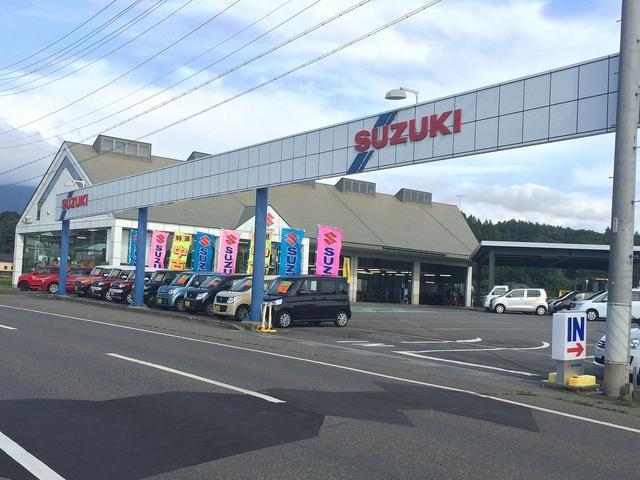 (株)スズキ自販長野 U's STATION飯山