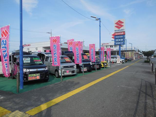 (株)スズキ自販沖縄 東浜中古車センター