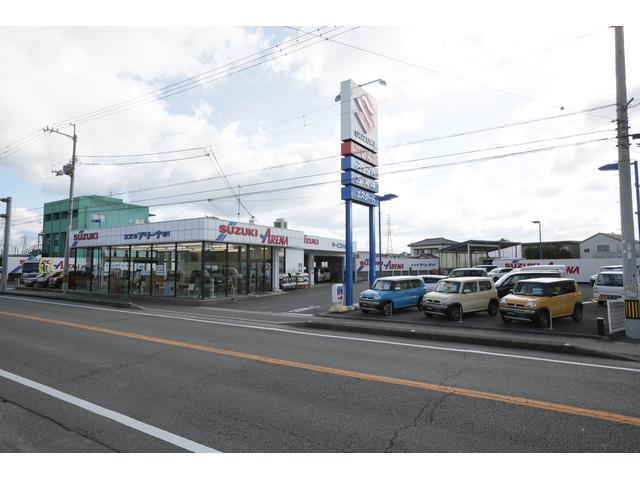 (株)スズキ自販徳島 スズキアリーナ鳴門