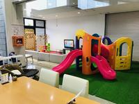 Kid'sスペース完備!お子様連れの方もお気軽にお立寄り下さい。