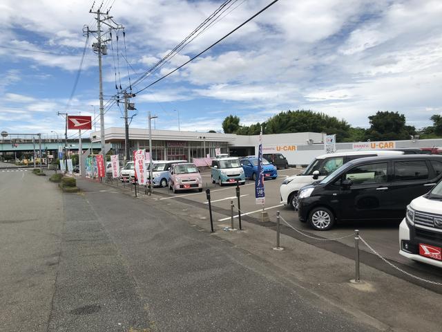 熊本ダイハツ販売株式会社 宇城店の店舗画像