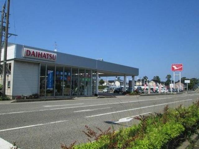 (株)新潟ダイハツモータース 糸魚川の店舗画像