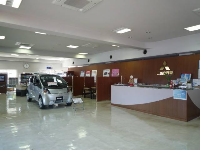 西日本三菱自動車販売(株) 松江店(1枚目)