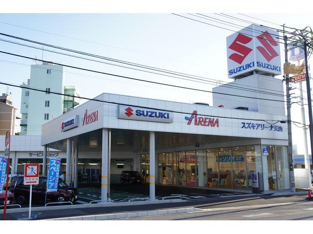 (株)スズキ自販松山 スズキアリーナ天山 / U's STATION天山