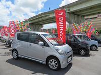 人気の軽から乗用車まで幅広く常時100台以上!  大展示中です!!イオン南風原ジャスコすぐとなりです