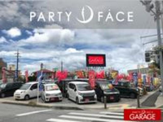 PARTY FACE GARAGE(パーティフェイス)新都心店