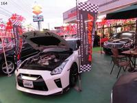 毎日がイベントのような大展示場、車好きにはたまらない中古車屋さん!