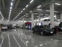 ディーラーならではの、 アフターサービスで 中古車メンテナンスも安心です。