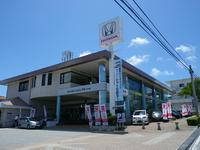ホンダカーズ沖縄 大平店 店舗地図