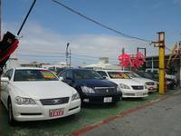 いつでも綺麗なお車でお客様のご来店をお待ちしております♪車の事なら新栄自動車♪