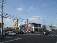 店舗の場所は、330号線沿い、宜野湾市上原にあります!