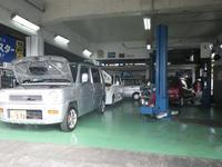 ロータス加盟店!新車から中古車、車検・整備などお車に関することなら何でもお任せ下さい!