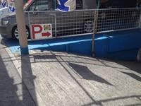 駐車スペースも完備!