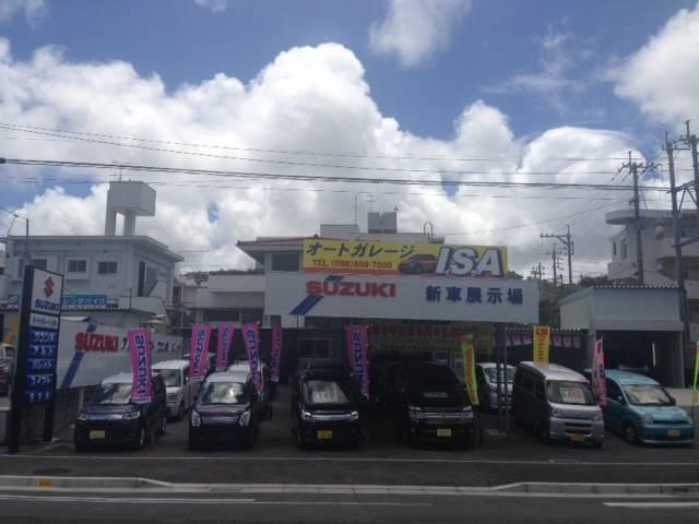 写真:沖縄 宜野湾市オートガレージISA 店舗詳細