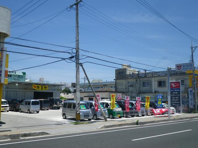 「沖縄県」の中古車販売店「BLUE J MOTORS」