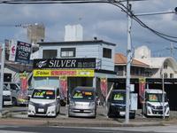 沖縄の中古車販売店 Garage SILVER