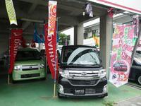ダイハツさんの新車も展示・販売しております!