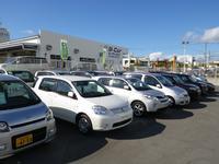 軽自動車、コンパクトからミニバンまで、豊富に品揃えをしております。