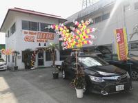 沖縄市知花に移転しました「カーサポート HIDE」です!!上質車輛が毎週続々入庫いたします♪