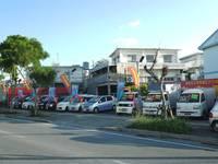 うるま自動車 店舗地図