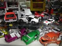 トミカから外車・国産車・旧車などなど種類も色々あります!