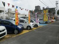 沖縄市登川のファミリーマートのすぐ近く!気になるお車がありましたらお気軽にお問い合わせください♪