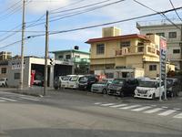 うるま市、県道8号線沿い。【又吉自動車】の看板が目印です!