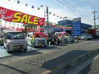 沖縄県中頭郡読谷村の中古車販売店のキャンペーン値引き情報ならカーショップ 古謝