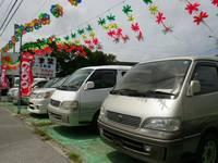 沖縄の中古車販売店ならガレージインパクト