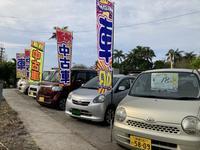 良質な軽自動車・コンパクト等、豊富に在庫を揃えております!