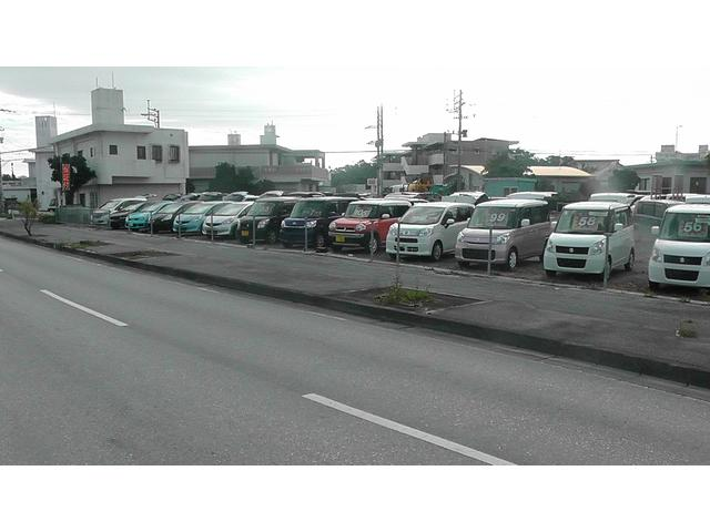 共栄自動車 阿波根展示場(1枚目)