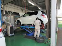 自社民間車検場完備!貴方の愛車をベテラン整備スタッフがサポート致します。
