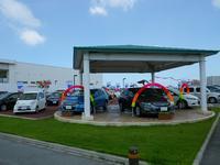 オートテラス豊崎では毎月イベントを開催しております。またいつでもお得な特選車をご用意しております。