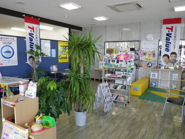 ネッツトヨタ沖縄(株) とよさき店(5枚目)