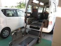 福祉車輌もお任せ下さい♪軽自動車から大型のタイプまで、注文販売OK、福祉車輌の買取もOK!!