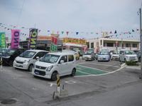 中古車は琉大前店!良質の中古車をご用意いたしております。