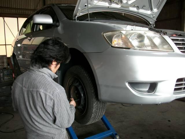 私たちがお客様のお車を快適にします!