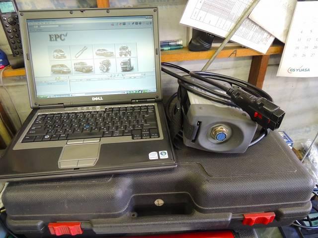 ベンツ・BMW・アウディ・フォルクスワーゲンなど各メーカーのコンピューター診断機を導入。